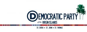 Logo: Demokratische Partei der (Amerikanischen) Jungfern-Inseln (# 3)
