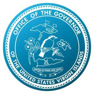 Siegel: Büro des Gouverneurs der Amerikanischen Jungfern-Inseln (# 2)