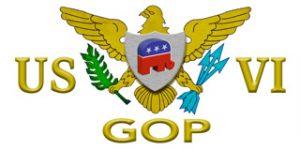Logo: Republikanische Partei der (Amerikanischen) Jungfern-Inseln (# 1)