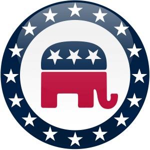 Logo: Republikanische Partei der (Amerikanischen) Jungfern-Inseln (# 2)