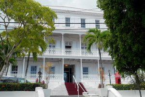 Bild: Regierungsgebäude der Amerikanischen Jungfern-Inseln