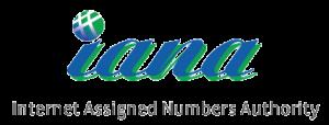 Logo: Abteilung für die Vergabe und Zuordnung von Nummern und Namen im Internet