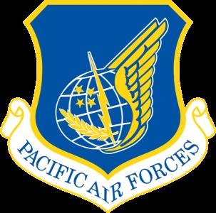 Emblem: Pazifik-Luftwaffe