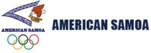 Logo: Komitee von Amerikanisch-Samoa bzw. Nationales Olympisches Komitee von Amerikanisch-Samoa (# 1)