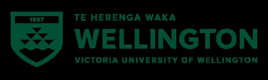 Logo: neuseeländische Victoria-Universität in Wellington