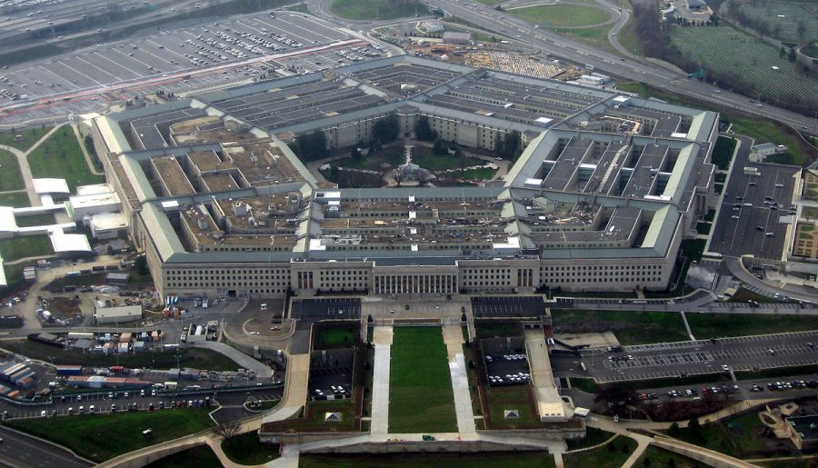 Bild: US-Verteidigungsministerium bzw. Pentagon