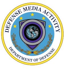 Siegel: Guantanamo-Bucht-Operationen der Abteilung Medienaktivitäten für Verteidigung