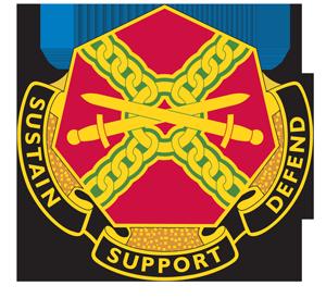 Siegel: Fort Buchanan der US-Heeresreserve