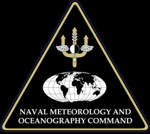 Logo: US-Marinekommandoeinheit für Atlantische Meteorologie und Ozeanografie