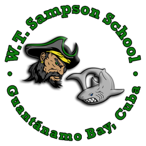 Logo: W. T. Sampson-Schule