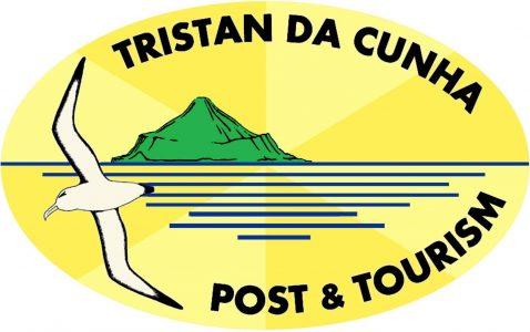 Logo: Postamt und Tourismuszentrale auf Tristan da Cunha