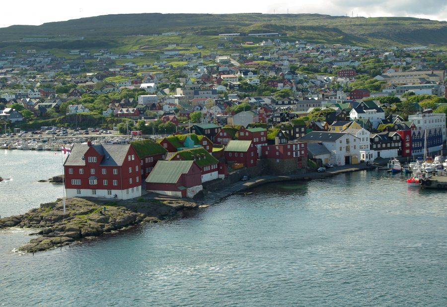 Bild: Tórshavn