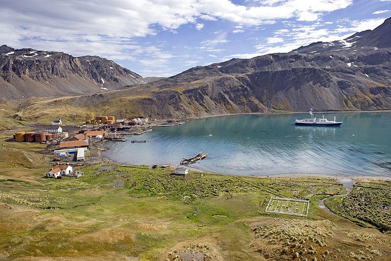 Bild: Museumsort Grytviken