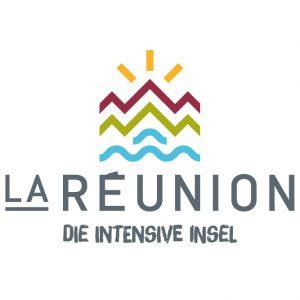 Logo: Tourismusorganiation von Réunion (deutsch)