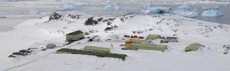 "Bild: Forschungsstation ""Rothera"" - © British Antarctic Survey (BAS)"