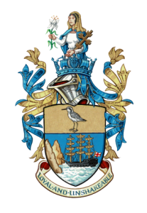 Wappen: Regierung von Sankt Helena