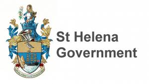Logo: Regierung von Sankt Helena