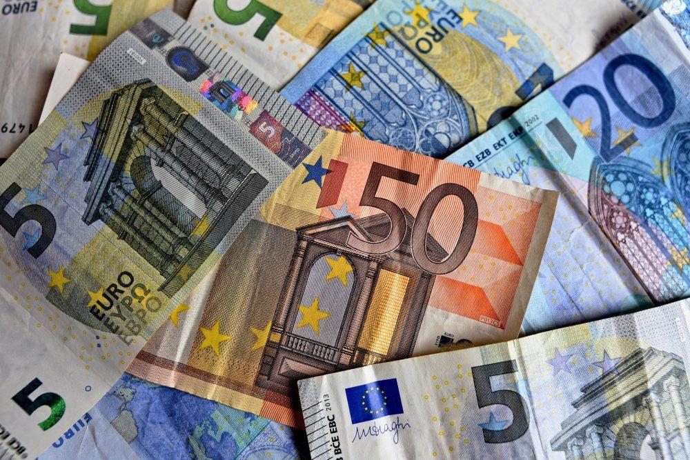 Banknoten: Euro
