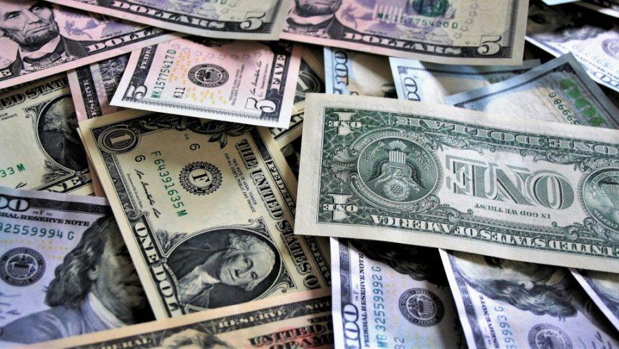 Banknoten: US-Dollar