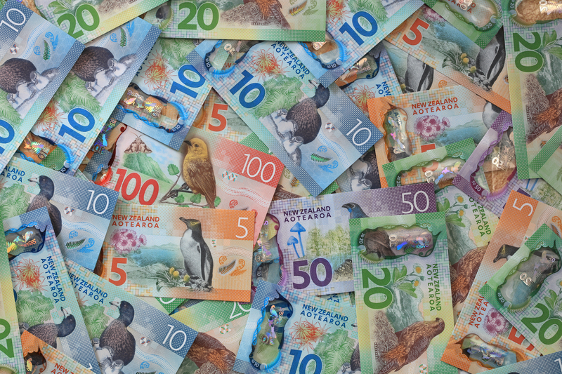 Banknoten: Neuseeland-Dollar