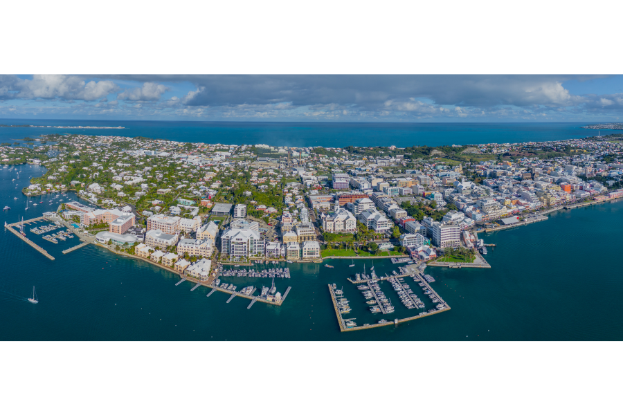 Bild: Hamilton-Stadt [City of Hamilton (Kurzform: Hamilton)/tahn bzw. tawn] (# 1)