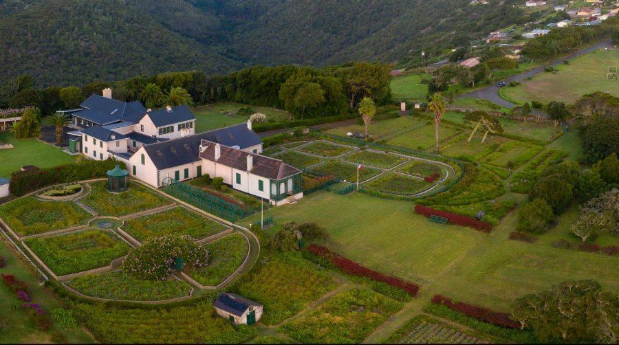 Bild: Longwood-Haus auf Sankt Helena (# 1)