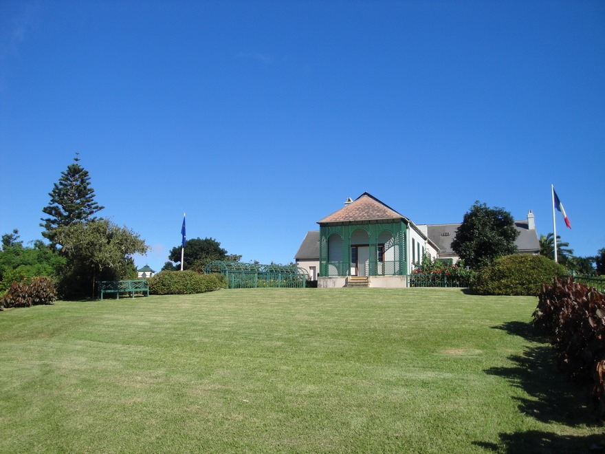 Bild: Longwood-Haus auf Sankt Helena (# 2)