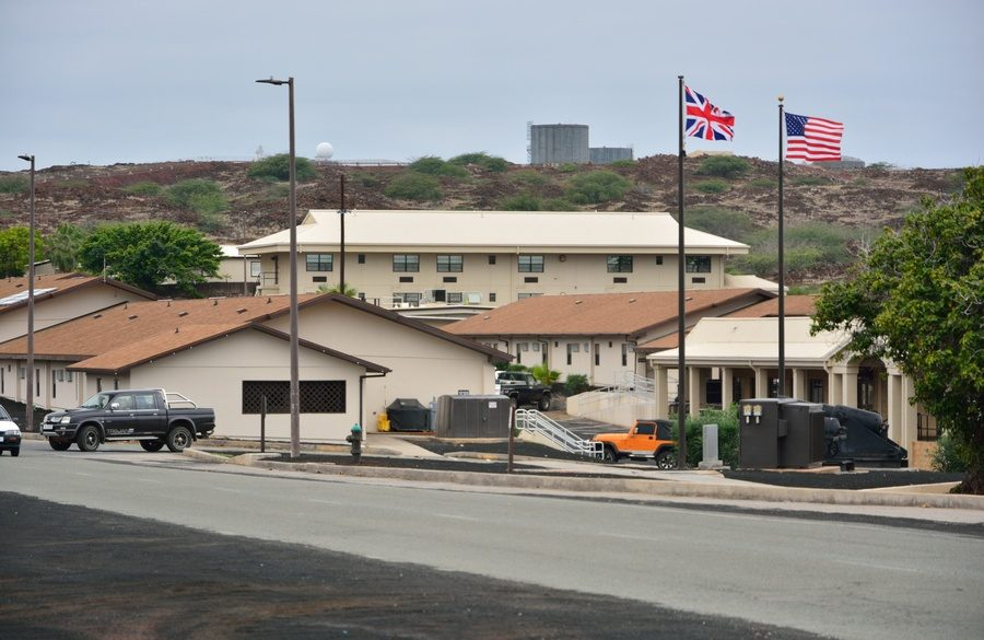 Bild: Cat Hill bzw. Main Base auf Ascension (# 2)