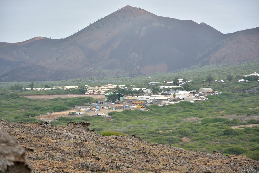 Bild: Traveller's Hill auf Ascension