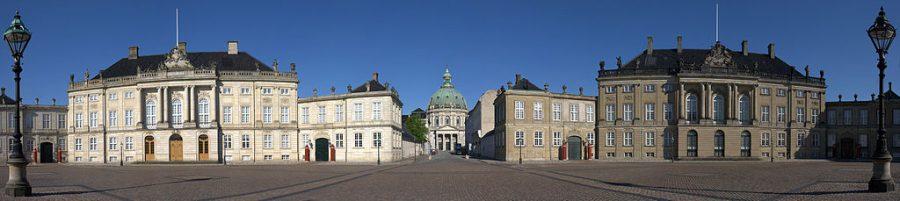 Bild: Schloss Amalienborg