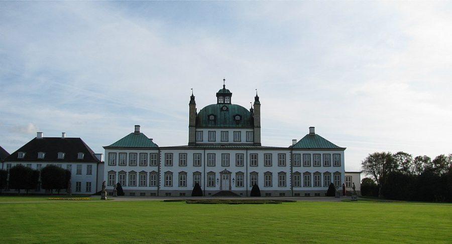 Bild: Schloss Fredensborg