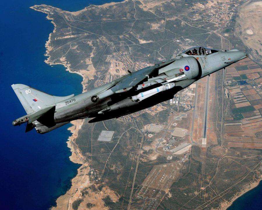 Bild: RAF Akrotiri
