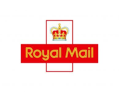 Logo: britische Post
