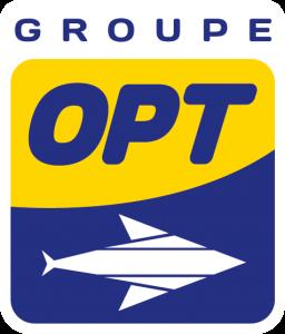 Logo: französisch-polynesische Post