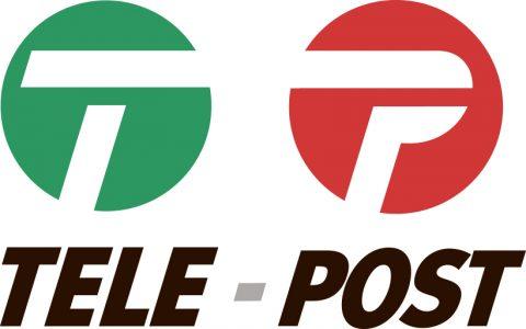 Logo: grönländische Mutterkonzern TELE-POST