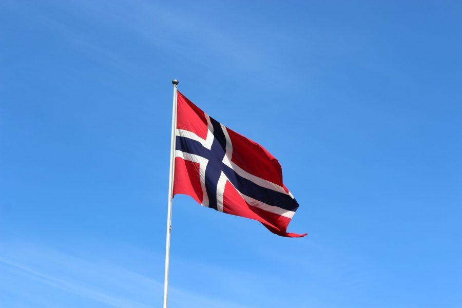 Flagge: Inbesitznahme durch Norwegen