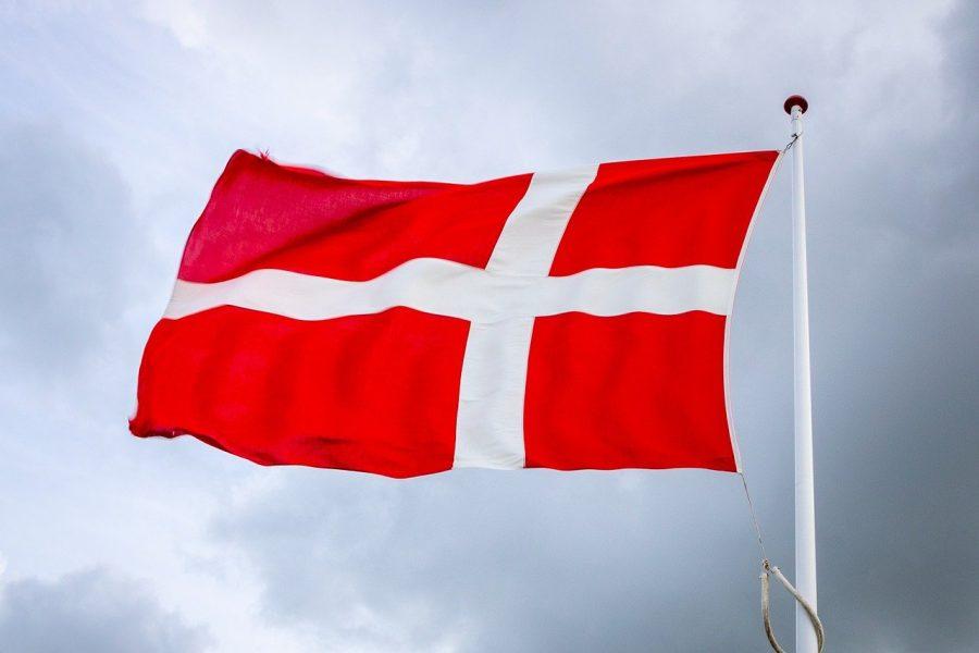 Flagge: Inbesitznahme durch Dänemark