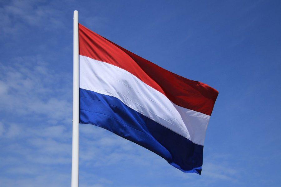 Flagge: Inbesitznahme durch die Niederlande