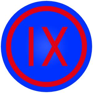 Siegel: 9. Missionsunterstützungskommando der US-Heeresreserve