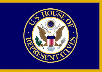 Flagge: US-Repräsentantenhaus (# 2)