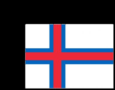 Flaggenspezifikation: Färöer (# 2)