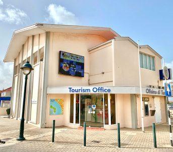 Bild: Tourismusorganiation von Bonaire mit Touristeninformationsbüro