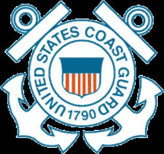 Emblem: US-Küstenwache