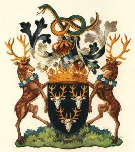 Wappen: Devonshire