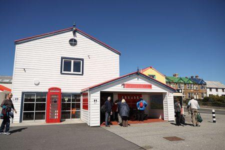 Bild: Touristeninformationsbüro der Falkland-Inseln