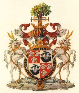 Wappen: Hamilton