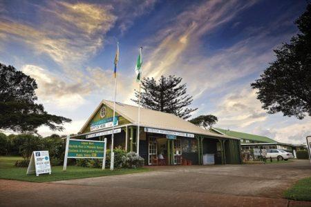 Bild: Touristeninformationsbüro der Norfolk-Insel
