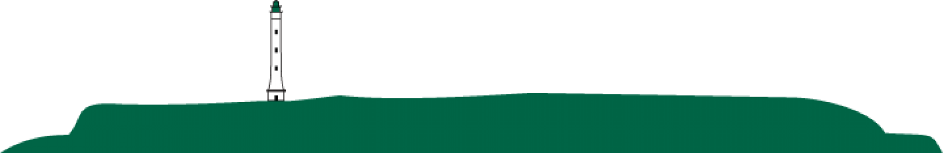 Detailansicht des Flaggenbadge: Navassa-Insel