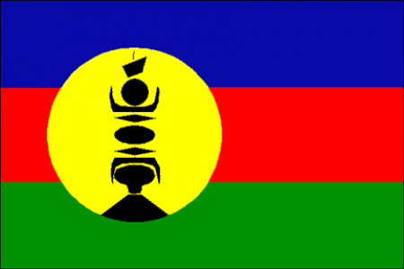 Flagge: Neukaledonien