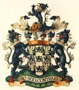 Wappen: Paget